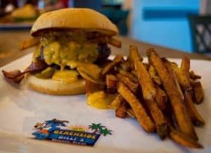 Beachside Billy Burger