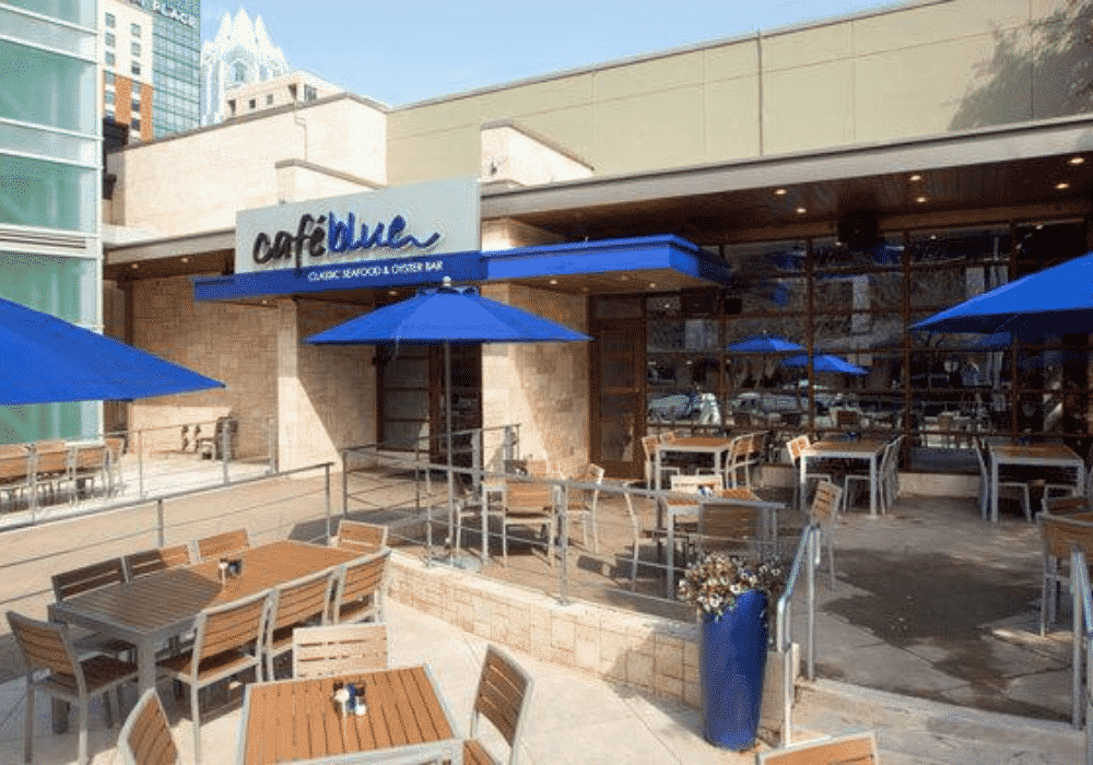 Cafe Blue Downtown