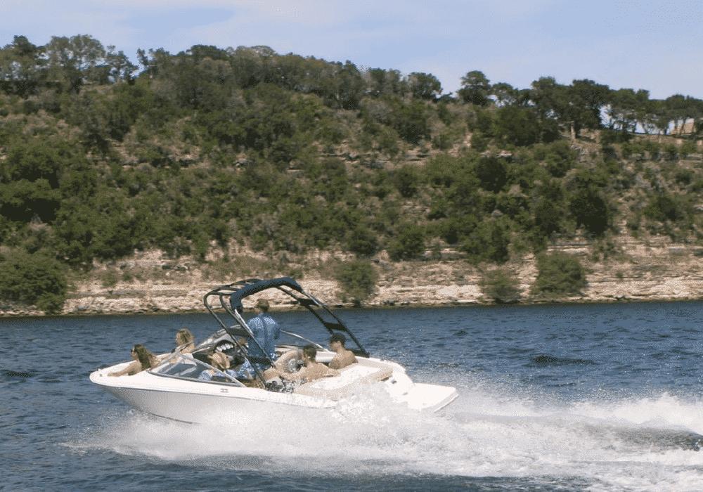 Just For Fun Lake Travis Boat Rentals