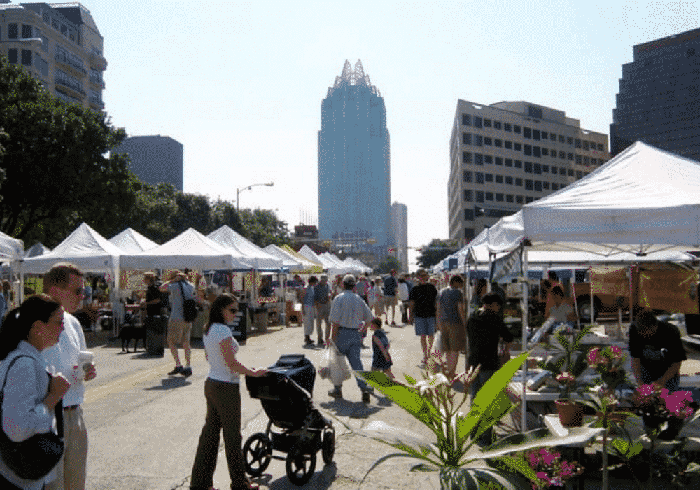 SFC Farmers' Market Downtown