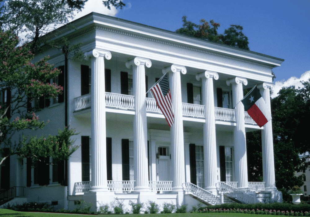 Texas Governor Mansion