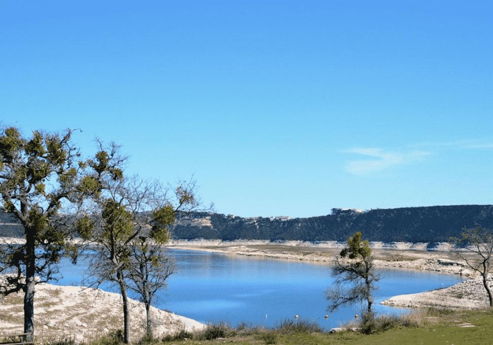 Mansfield Dam park