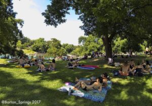 Barton Springs Pool Image Area