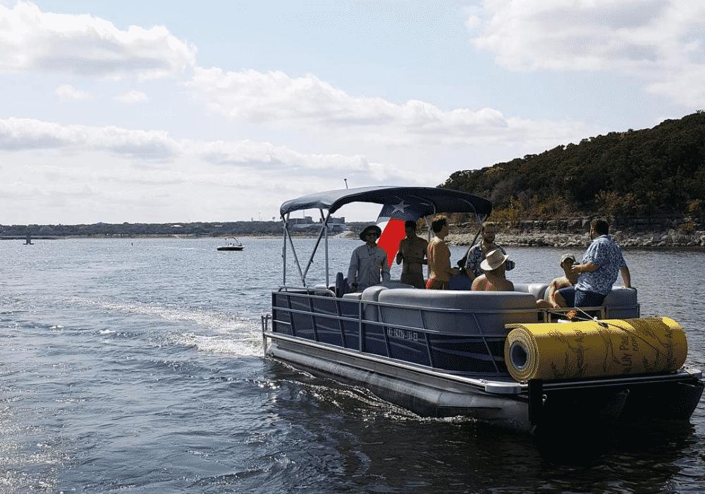 Float On Lake Austin Boat Rental