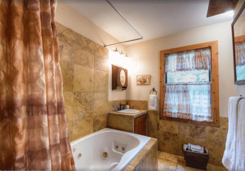 Lake Austin Bathroom