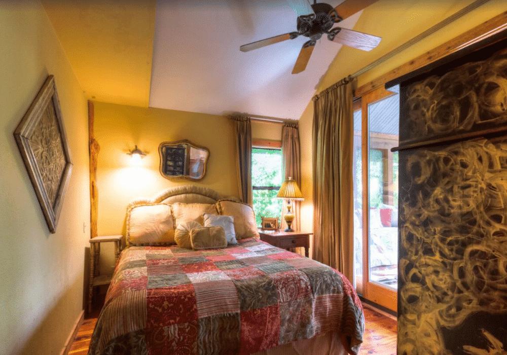 Lake Austin Bedroom