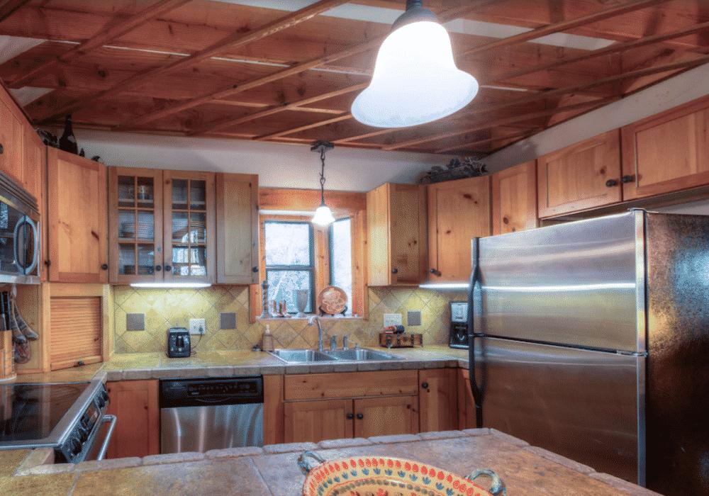 Lake Austin Kitchen