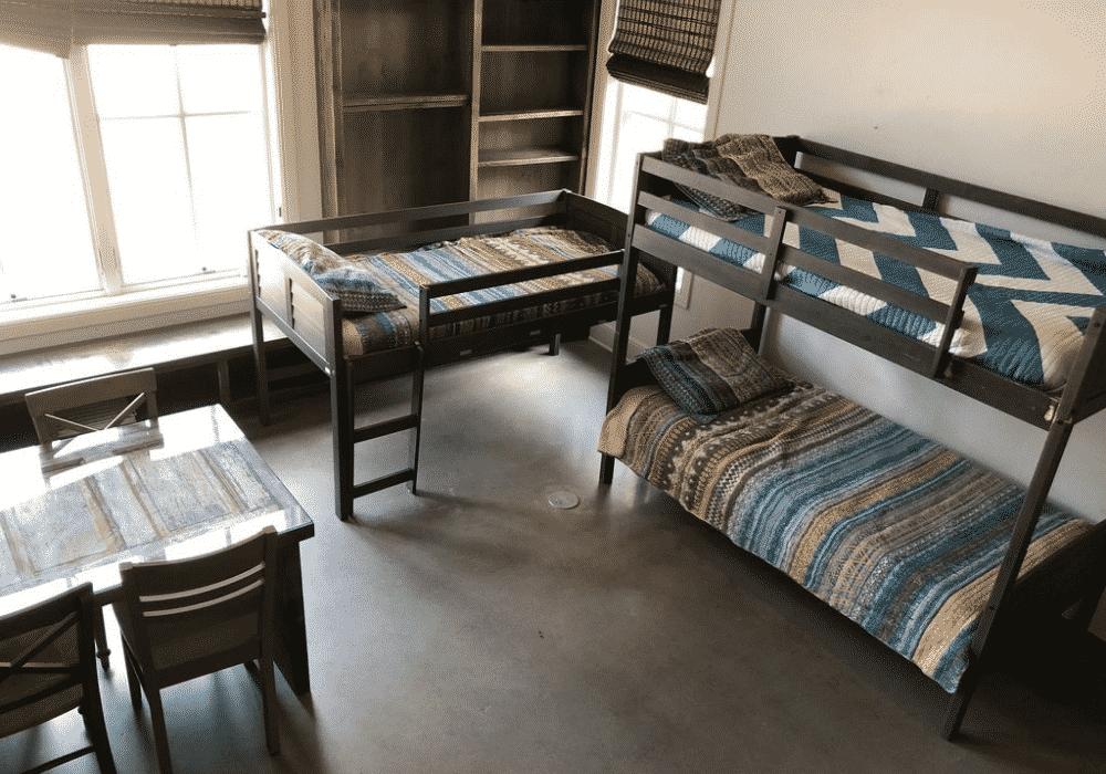 Lake Austin Retreat Bunk Beds