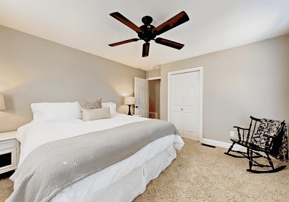 Lake travis Rental bedroom3