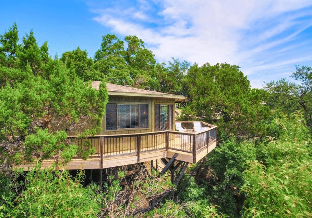 Lake Travis Treehouse