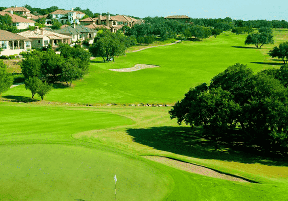 The Hills of Lakeway Golf Course