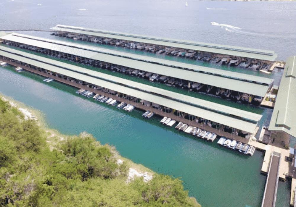 Northshore Marina At The Hollows