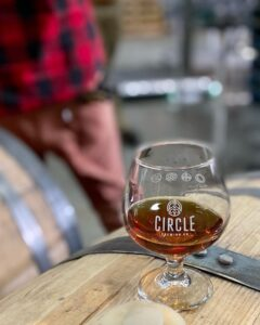 circle brewing company Beer
