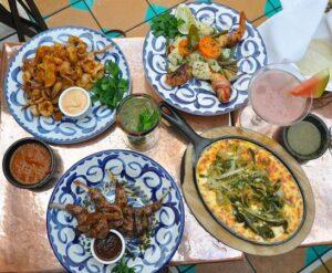 Fonda San Miguel Food