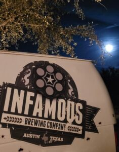 Infamous Brewing Company Cover