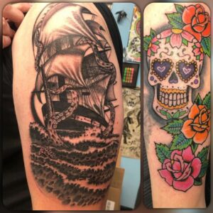 Atomic Tattoo And Body Piercing