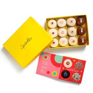 Austin Sprinkles Cupcakes
