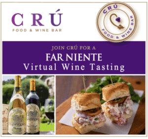 Cru Food & Wine Bar