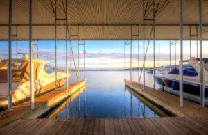 Paradise Cove Marina on Lake Travis