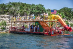 VIP Party Boat On Lake Travis