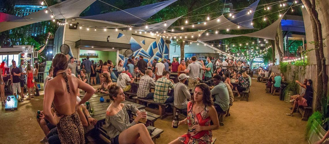 Top Nine Bars On Rainey Street Austin 2019 | Things To Do ...